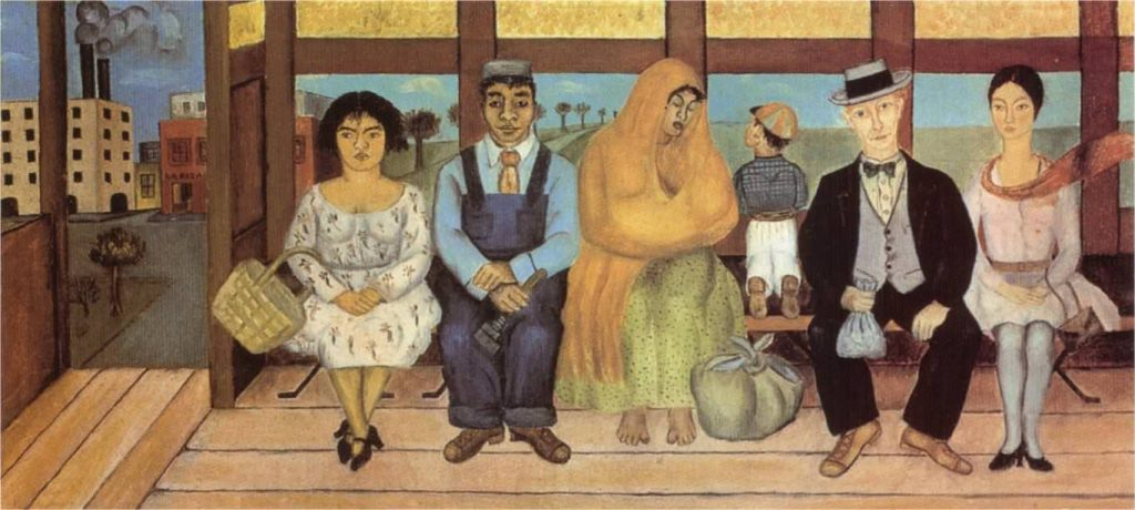 The Bus by frida