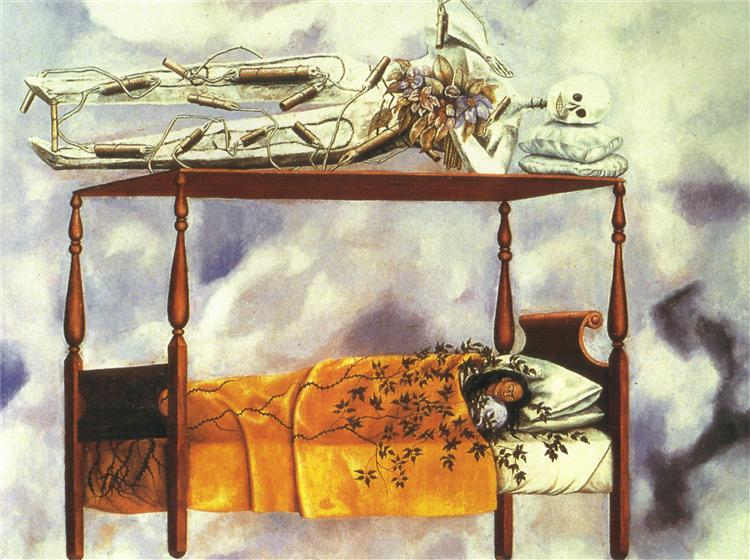 The Dream (The Bed) by farida