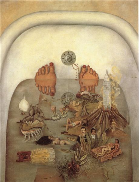 What the Water Gave Me by frida