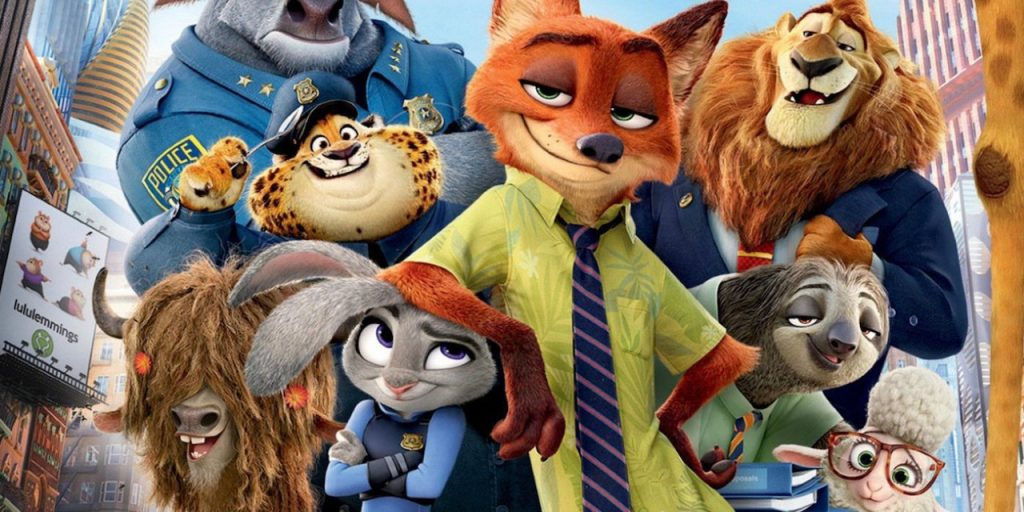zootopia-best movies-2016
