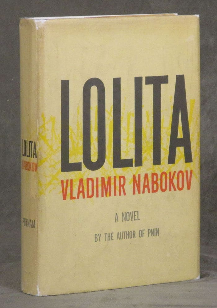 Lolita by Vladimir Nabakov-best books of all the time