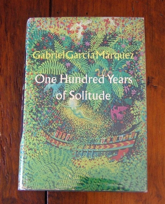 One Hundred Years of Solitude by Gabriel García Márquez-best books of all the time