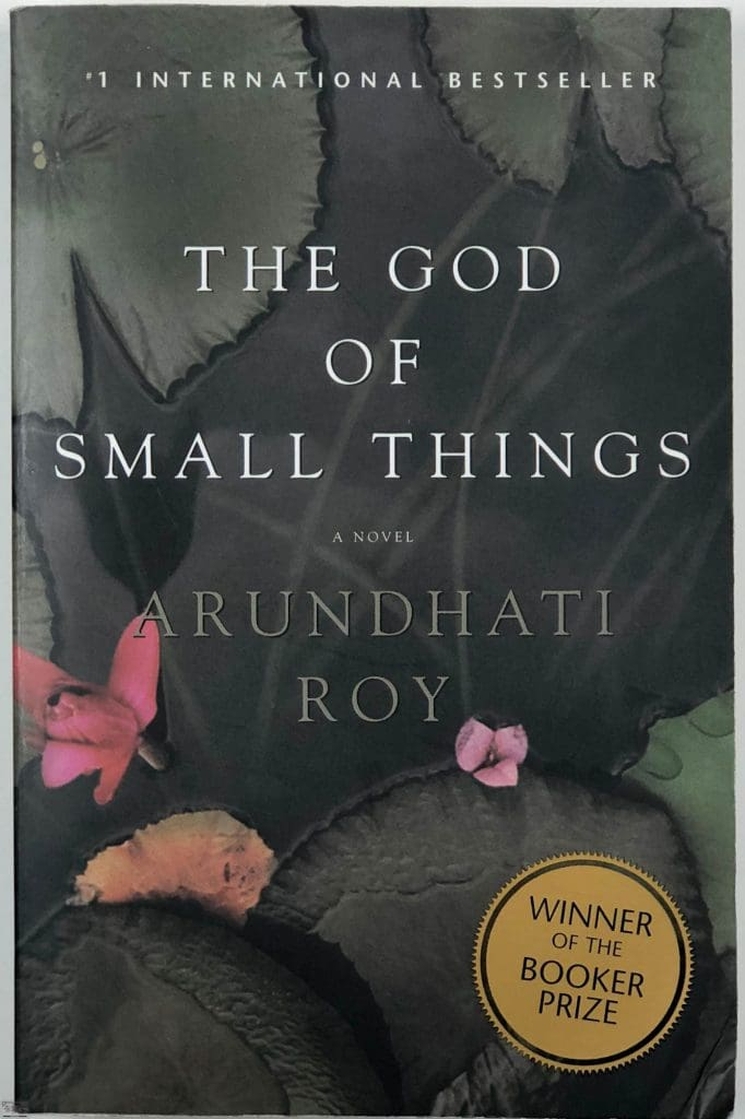 The God of Small Things by Arundhati Roy-best books of all the time