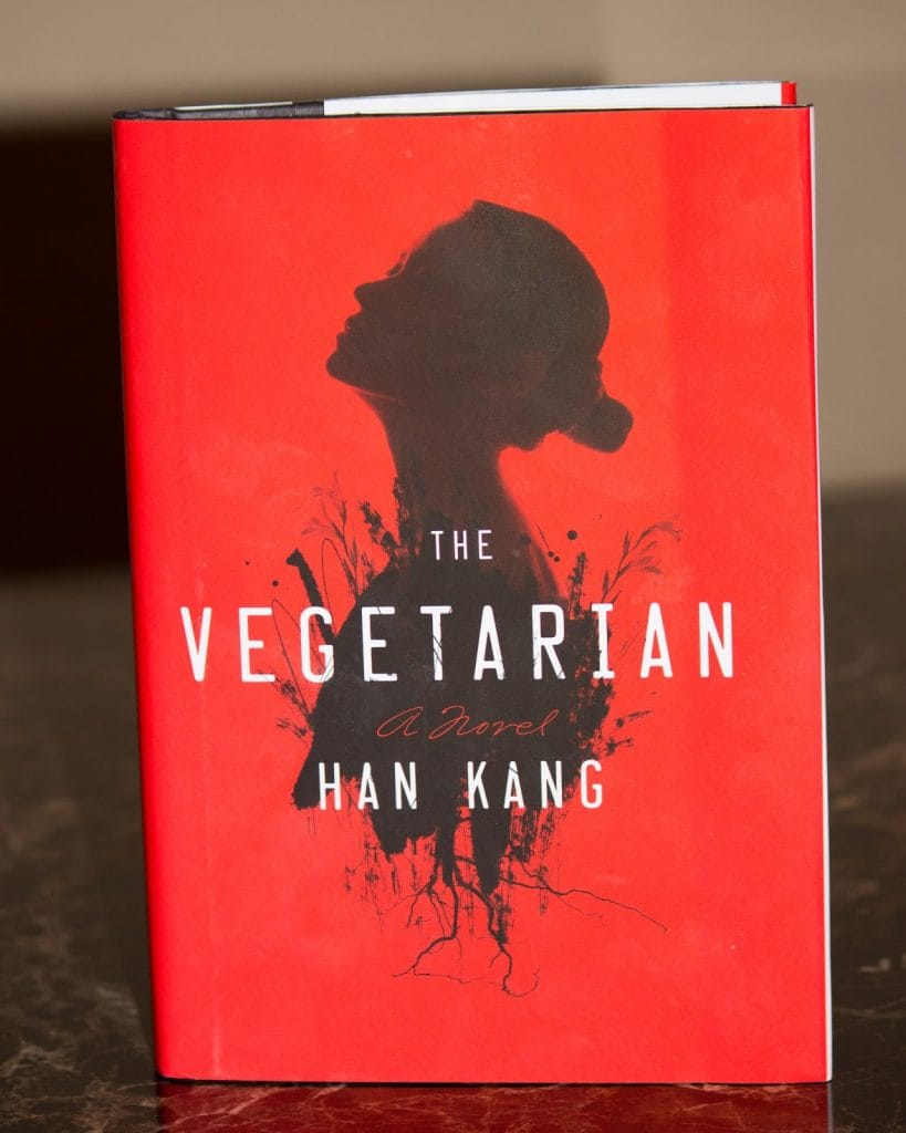 The Vegetarian by Hang Kang