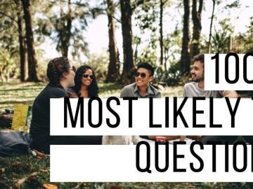 Most Likely To Questions