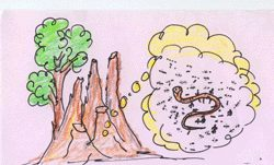 The King Cobra And The Ants- moral stories
