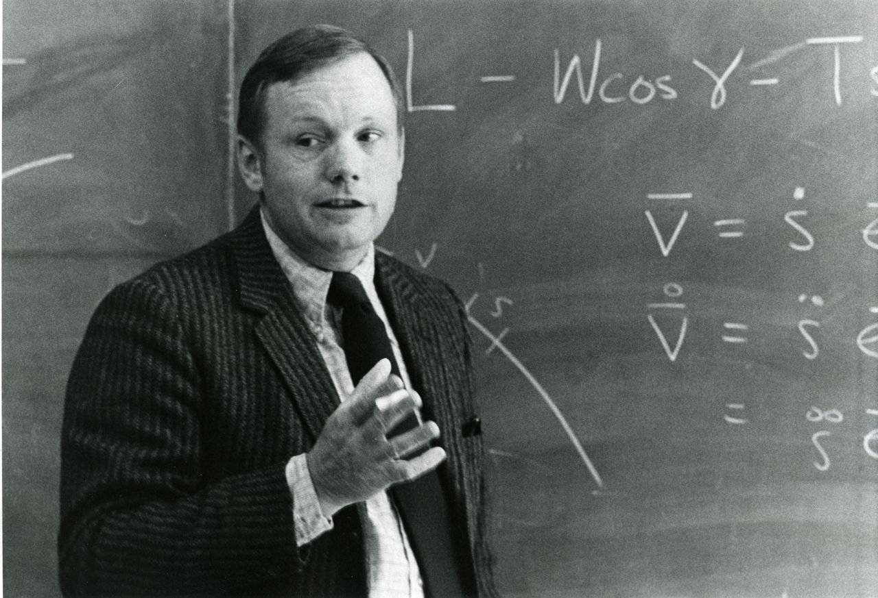 Neil Armstrong - biography
