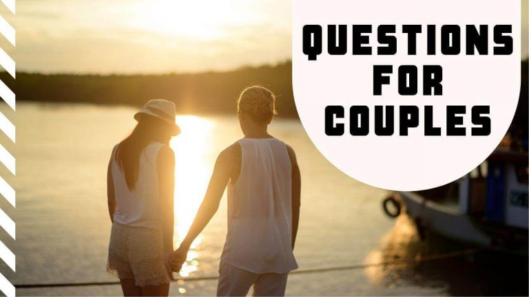 Questions For Couples