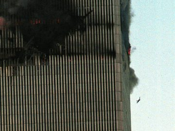 The Falling Man 9/11 - whole story