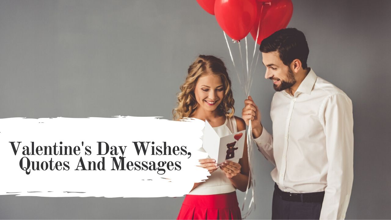 Valentine's Day Wishes And Messages