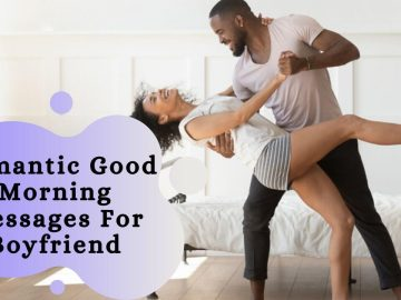 Good Morning-Messages For Boyfriend