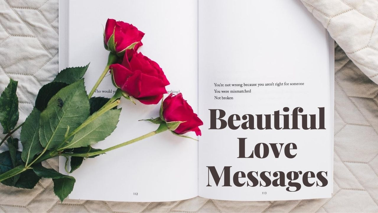 Beautiful Love Messages