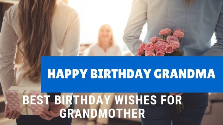 Happy Birthday Grandma ( grandmother birthday )