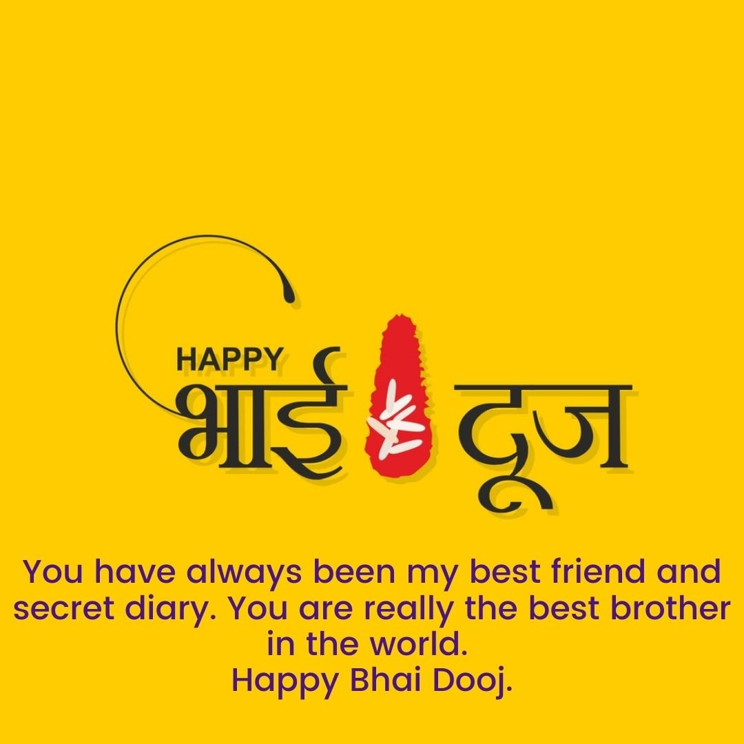 Bhai Dooj messages