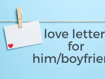 love letter for him_boyfriend